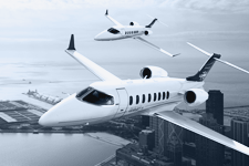 Bombardier Learjet Family